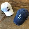 Love the design of this Cape Cod Anchor Baseball Hat