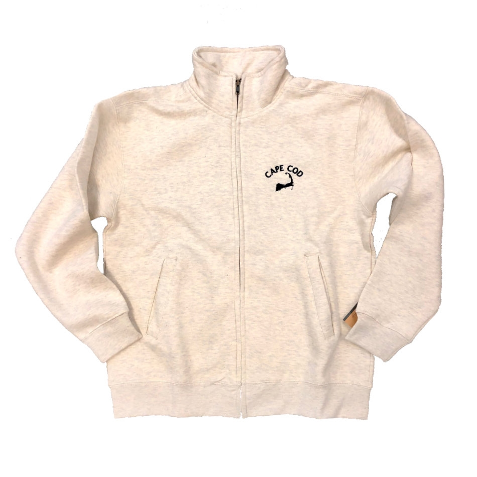 Cape Cod Fleece Jacket | Performance & Style
