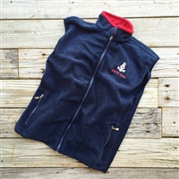Cape Cod Fleece Vest | Performance & Style | Super soft, breathable fleece | LaBelle's General Store
