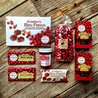 Cranberry Harvest Gift Set | Celebrate Cape Cod's Cranberry Harvest with this delicious array of Cranberry goodies | LaBelle's General Store