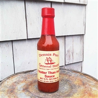Dennis Port General Store Hotter Than Hot Sauce | Cape Cod's hottest, most fabulous hot sauce | LaBelle's General Store