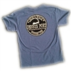 Dennis Port Latitude & Longitude T-Shirt | Chart a course for Dennisport in this super comfy and cool Cape Cod nautical tee | LaBelle's