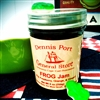 Dennis Port General Store Frog Jam combines Fig, Raspberry, Orange, and Ginger into a delectable adult jam perfect for crackers or English muffins | LaBelle's General Store