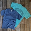 Locally printed, US grown cotton Dennis T-Shirts | LaBelle's General Store