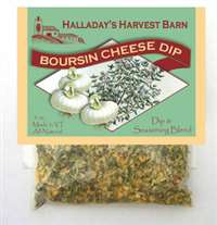 Halladay's Boursin Cheese Dip Mix