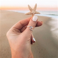 Pura Vida Wave Ring | Summer Shop | LaBelle's General Store