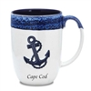 so handsome! Cape Cod Anchor mug! | LaBelle Cape Cod