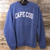 Vintage blue is my favorite classic crew color! For superior style and comfort grab garment dyed Cape Cod Crewneck Sweatshirt | LaBelle's General Store