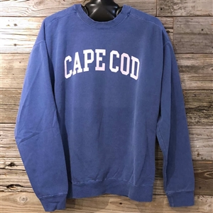 For superior style and comfort grab garment dyed Cape Cod Crewneck Sweatshirt | LaBelle's General Store