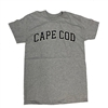 I love this graphite gray t-shirt! | Classic Cape Tee | LaBelle Cape Cod