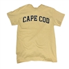 I love this butter yellow t-shirt! | Classic Cape Tee | LaBelle Cape Cod