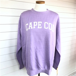 I love this Lilac Cape Cod Crew | LaBelle's General Store