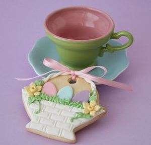 Cookie Cutter Easter Basket