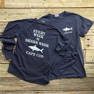 Cape Cod Shark Week T-Shirt