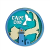 Cape Cod Wood Magnet | Laser cut wood