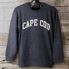 For superior softness and comfort grab a Cape Cod Cozy Crew - Navy -Premium Reverse Terry Fleece | LaBelle's General Store