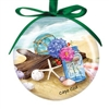 I love these shatterproof Cape Cod Ball Ornaments! | LaBelle's General Store