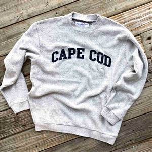 For superior softness and comfort grab a Cape Cod Cozy Crew - Premium Reverse Terry Fleece | LaBelle's General Store