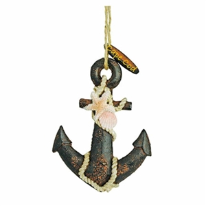 You Anchor Me Ornament | Cape Cod Anchor Ornament