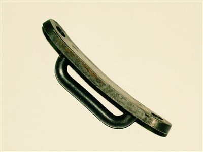 Saddle bar curved