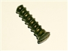Butt swivel wood screw