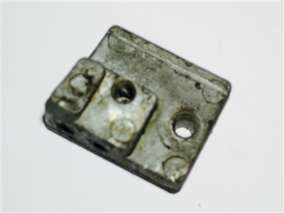 Receiver insert, rear