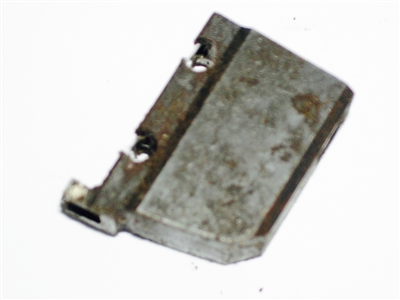 Receiver insert, front