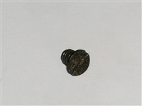 Rear sight spring screw