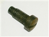 Trigger guard screw vertical