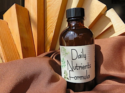 DAILY NUTRIENTS FORMULA