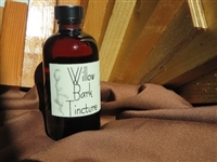 WILLOW BARK TINCTURE