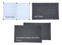 AC-2221 Replacement Filter Pack