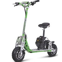 UberScoot Evo 70x 2-Speed 63cc Gas Scooter