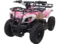 Battery Electric ATV Ride On