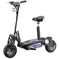 MotoTec Chaos 2000w 60v Electric Scooter - Lithium Battery