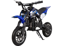 MotoTec 49cc 2-Stroke Gas GB Dirt Bike
