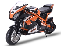 MotoTec 1000w 48v Electric Superbike