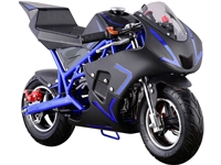 MotoTec Cali 40cc Gas Pocket Bike