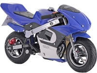 MotoTec GBmoto 40cc 4-Stroke Gas Pocket Bike