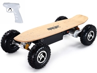 Battery Electric Skateboard