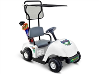 NPL Junior Golf Cart 6v