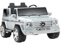 Ride On Mercedes Truck