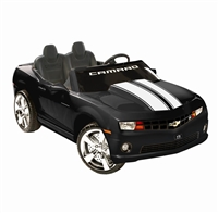 Chevrolet Racing Camaro 12v Ride On Car