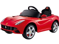 Rastar Ferrari F12 12v Ride On Car