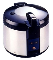 Sunpentown 26 Cups Stainless Steel Rice Cooker