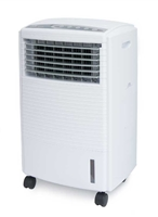 Sunpentown Portable Evaporative Air Cooler with 3D Cooling Pad