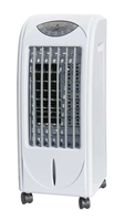 Sunpentown Portable Evaporative Air Cooler with Ionizer