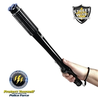 Streetwise Barbarian 9,000,000* Stun Gun Baton Flashlight