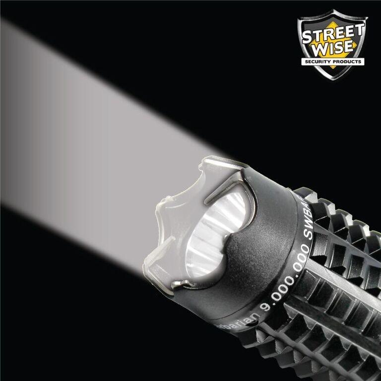 Streetwise Barbarian 9,000,000* Stun Gun Baton Flashlight