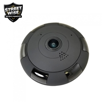Eye In The Sky 360º WiFi Camera by Streetwise